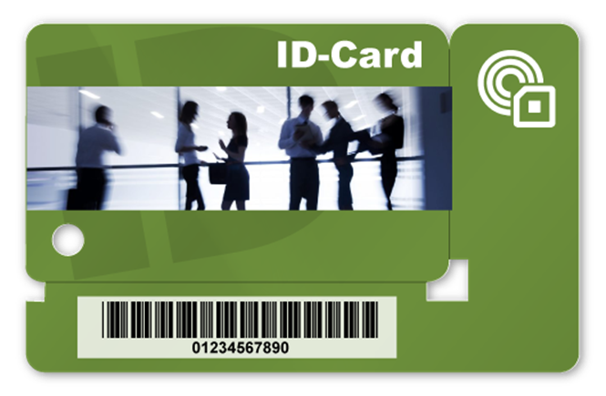 Smart ID-Card mini